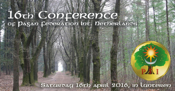 16th Pagan Federation International Conference